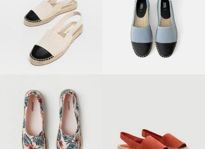 Idealne buty na lato 2019 | Papilot