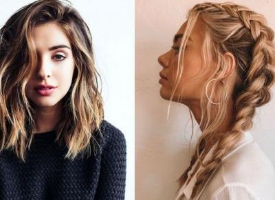 Kobiece fryzury, które bardzo podobają się facetom | Papilot
