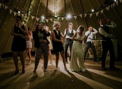 Ciekawe i integrujące zabawy weselne   Papilot