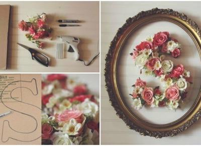3 wiosenne dekoracje DIY - dziecinnie proste!