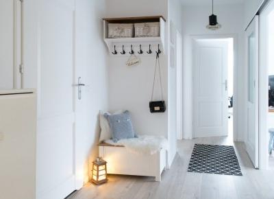 Jak zrobić proste meble do przedpokoju DIY? - Projekt Dom