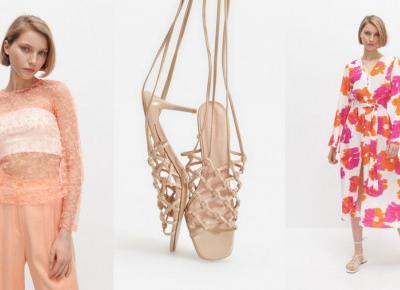 Lato w RESERVED: Półprzezroczyste sukienki, modne marynarki & cudne buty.