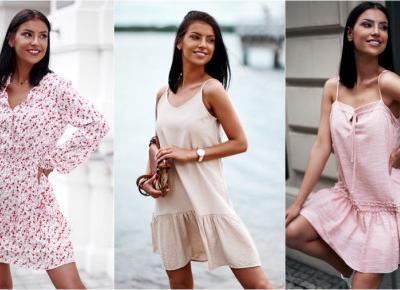 SUMMER VIBES: 7 idealnych sukienek na upalny sierpień.