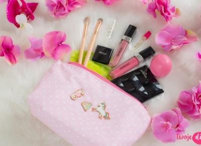 Kosmetyczka do torebki diy - Twoje DIY