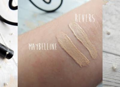 Test kosmetyków Revers - Tanie i dobre? - Salvatore