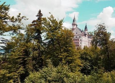 Monachium - Neuschwanstein, Hohenschwangau