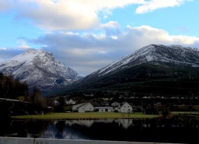Norwegia / Sandame