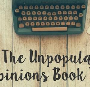 my wonderland: The Unpopular Opinions Book Tag