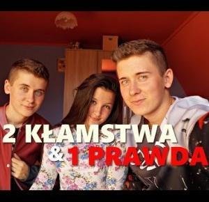 2 KŁAMSTWA i 1 PRAWDA Challenge cz.1