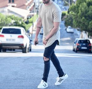 10 najlepszych stylizacji w butach Adidas Superstar