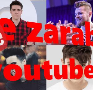 Ile zarabiają youtuberzy?