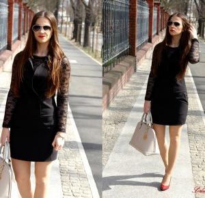 Seductive eye - Make-Up and Fashion Blog: Wiosenna Elegancja