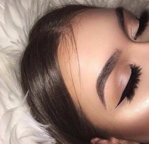 Makijaż na studniówkę (delikatny makijaż oka) ♥
