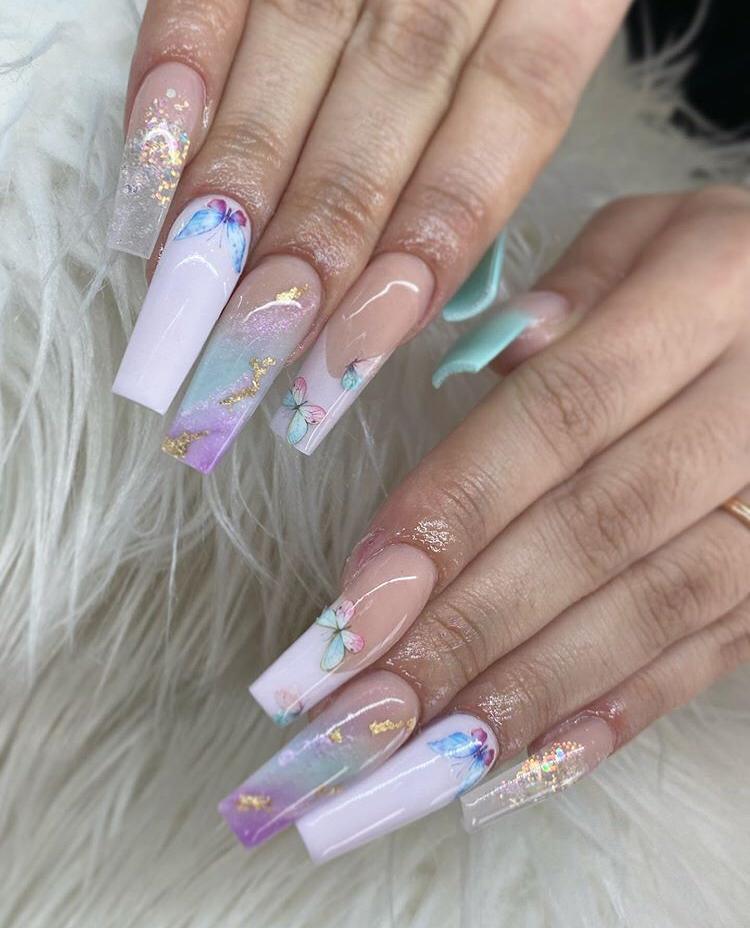 Najpiękniejsze paznokcie jakie widziałaś!!!