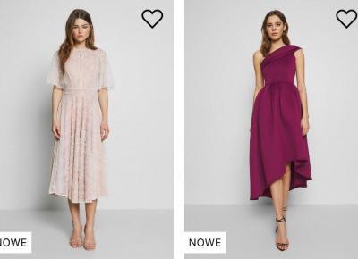 Inspiracje sukienki na wesele