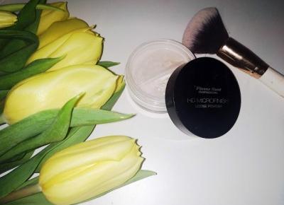 Shikatemeku.pl: Pierre Rene - HD MICROFINISH loose powder, puder sypki (opinia, recenzja)