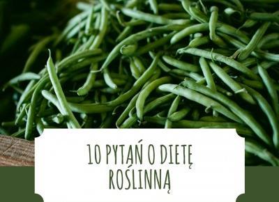 10 najczęstszych pytań o dietę roślinną | Sięgając nieba