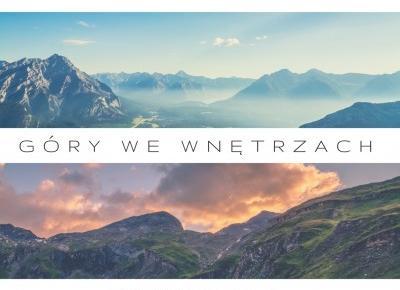 Góry we wnętrzach - inspiracje