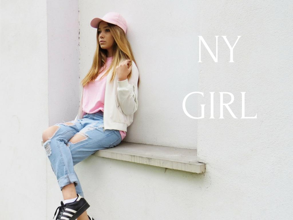 Dziewczęco.pl: NY Girl