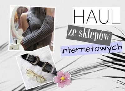 Dziewczę™co.pl: Haul: Nowości ze sklepów internetowych Zaful/Shein/Rosegal/Gamiss/Sammydress