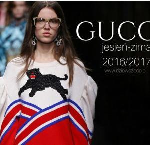 Dziewczęco.pl: Przegląd mody jesiennej GUCCI