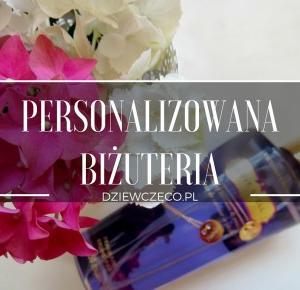 Dziewczęco.pl: Personalizowana biżuteria od EPREZENTY.PL
