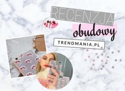 Dziewczęco.pl: ♡ Case z logo Kylie Cosmetics firmy Trendmania.pl - RECENZJA ♡