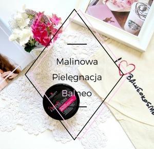 Dziewczęco.pl: Malinowa pielęgnacja Balneo