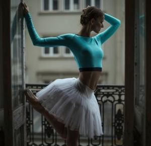 SIMPLE.DANCER's life: SIMPLE.DANCER i MetkaBaletka znów razem :)