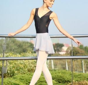 SIMPLE.DANCER's life: Balet w reklamie VOGUE Spain... czy aby na pewno?