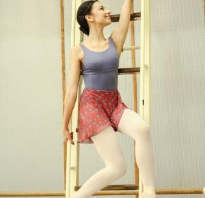 SIMPLE.DANCER's life: Baletowa moda #9