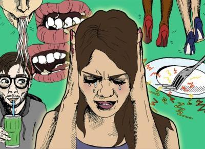 Mizofonia - choroba psychiczna?