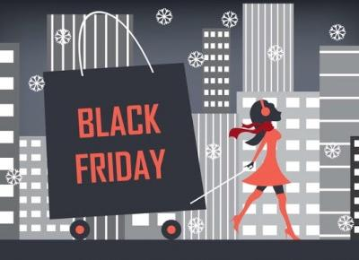 Simply by Brunette: BLACK FRIDAY