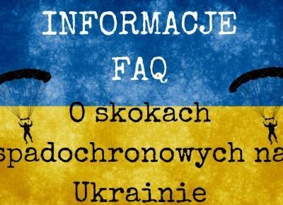 Ukraina #3 - Skok spadochronowy ! - Siódmy w Świecie