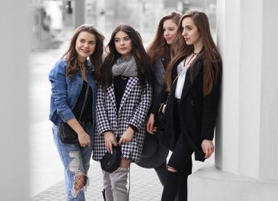 Siostry Andrzejewskie: Cztery charaktery