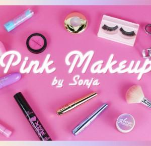 Różowy Makeup Tutorial
