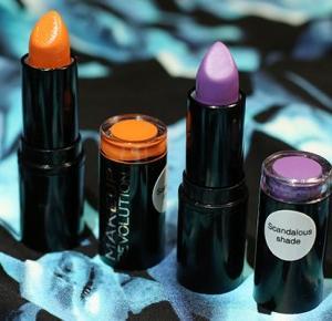 Tanie szminki w szalonych kolorach!