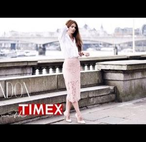 LONDON WITH TIMEX