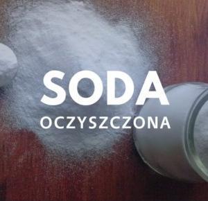 Soda oczyszczona - zastosowania | Skład Dobrych Wartości