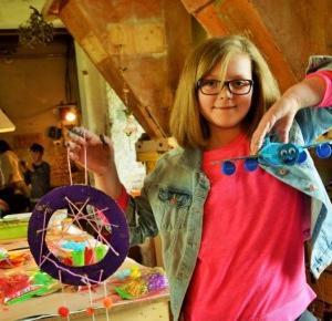 Warsztaty kreatywne dla dzieci - Tworzymy Własne Zabawki | Skład Dobrych Wartości