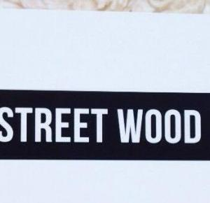 Skyfree34 : Bransoletki STREET WOOD