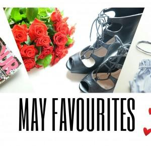 DARK DRAWER: MAY FAVOURITES