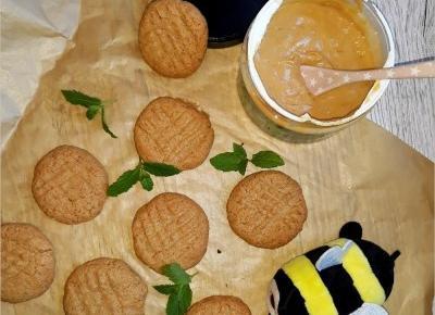 Najłatwiejsze ciasteczka orzechowe | Słodkie okruszki