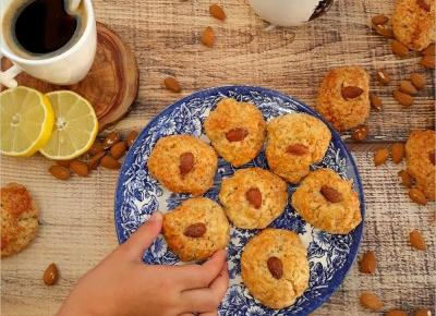 Migdałowe ciasteczka | Słodkie okruszki