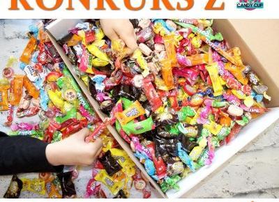 Konkurs z Candy Cup. Wygraj zestaw cukierków. | Słodkie okruszki