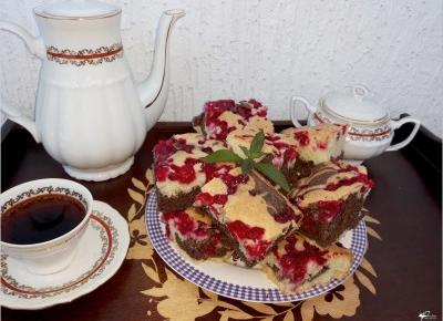 Proste ciasto z porzeczkami | S?odkie okruszki