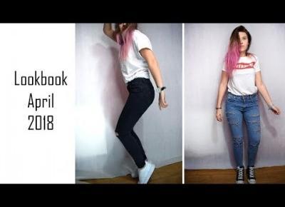 Lookbook April 2018| Sweet Monster