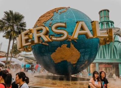 Universal Studios Singapore - jak bawić się na Sentosie - smartblonde.pl