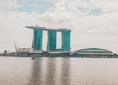 Singapur - co warto zobaczyć - zwiedzanie Marina Bay - smartblonde.pl