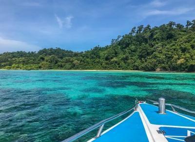 Krabi - snorkeling w okolicach Koh Lanty - smartblonde.pl